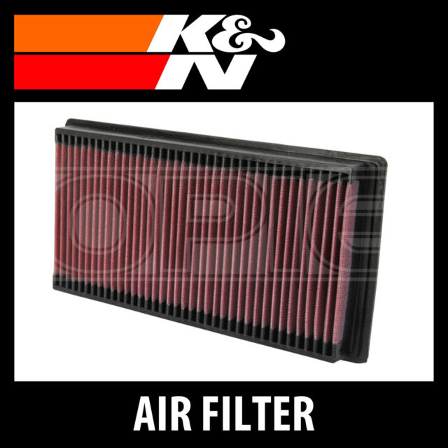 K&N High Flow Replacement Air Filter 33-2123 - K and N Original Performance Part