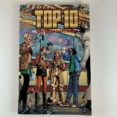 Top 10 Collected Edition Book 1 America's Best Comics Graphic (10 Best Graphic Novels)