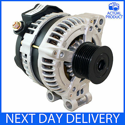 GENUINE DENSO 150AMP ALTERNATOR LAND ROVER DISCOVERY MK3 27 TD DIESEL 2004 2009
