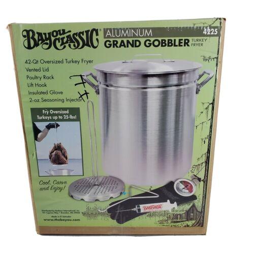"""Turkey Deep Fryer Kit """"Grand Gobbler"""" 42 Quart Oversized for"""