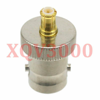 Adapter Oscilloscope Probe Bnc Female To Mcx Male For Ds203 Ds0201 Vc101 Dsonano