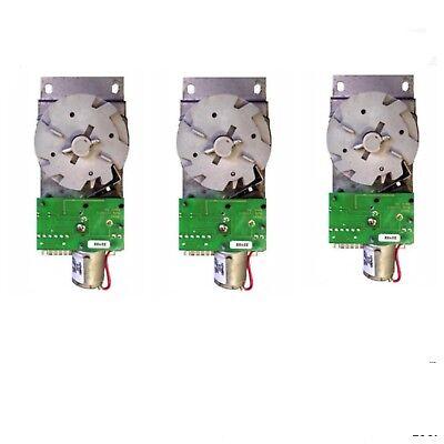 3x Vmax Vendo Vending Machine Motors Fits 540630 720840 Refurbished Warranty