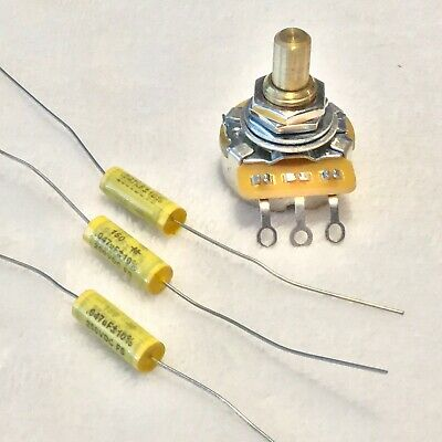 Good-All 0.068 MFD UF Axial capacitor  200 VDC  For Valve Amps