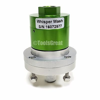 Whisper Wash Ww312 Surface Cleaner Green Swivel Assembly Replacement