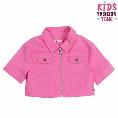 MISS GRANT Gabardine Jacket Size 34 / 8Y / 122-128CM Full Zip Regular Collar