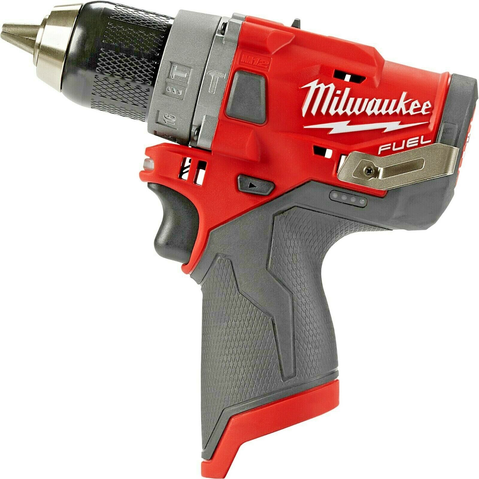 MILWAUKEE 2504-20 M12 FUEL BRUSHLESS CORDLESS 1/2 IN. HAMMER