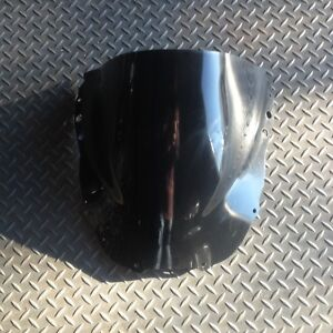 Honda cbr 900rr smoked windshield