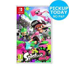 Splatoon 2 Nintendo Switch Game 7+ Years