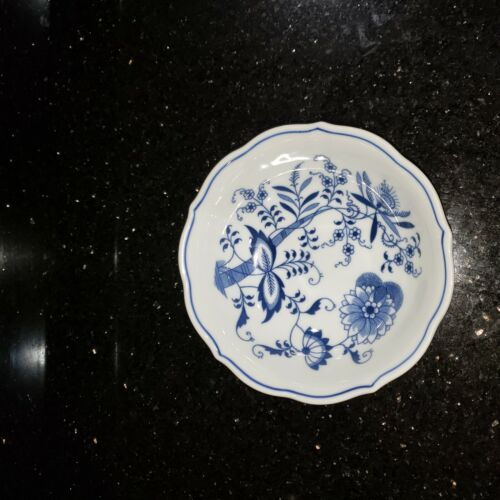Blue Danube  Onion Old Banner Coupe Cereal Bowl 6 Inch