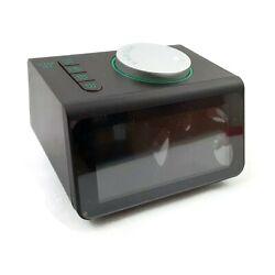【Upgraded】 Digital Alarm Clock, with FM Radio, Dual USB Charging Ports, Temp.