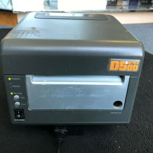SATO WDT409001 THERMAL BAR-CODE LABEL PRINTER 2500-500