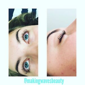 Lash Extensions/Lash Lifts/Microdermabrasion