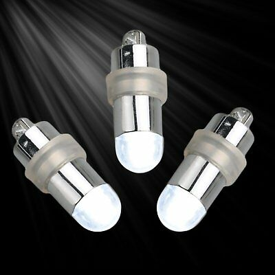 12 pcs WHITE Waterproof LED Lights Vases Party Centerpieces Wedding Decorations](Light Centerpieces)