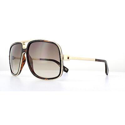 Marc Jacobs Sonnenbrille MARC 265/S 086 HA Dunkel Havanna Braun Verlauf