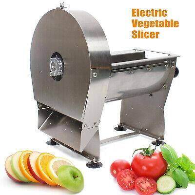 Commercial Chopper Vegetable Dicer Tomato Slicer Shaper Food Chopper Steel 110v