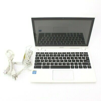 Acer Chromebook 11.6 in Celeron 2955u 1.4 GHz 4 GB RAM 32 GB SSD HDMI