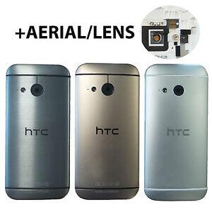 Original-Htc-Uno-M8-Mini-2-Trasera-Tapa-de-la-bateria-carcasa