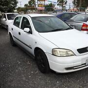 2003 Holden Astra auto  Sedan reg&rwc $2499 driveaway Hoppers Crossing Wyndham Area Preview