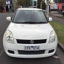 2005 Suzuki Swift Hatchback Melbourne CBD Melbourne City Preview