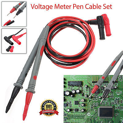 Digital Universal Pair Multimeter Lead Test Probe Wire Voltage Meter Cable Pen