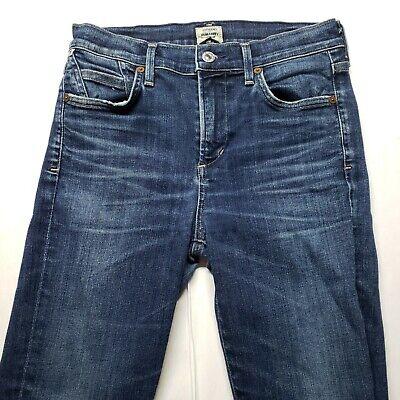 Citizens of Humanity Women Premium Vintage Rocket Crop Skinny Capri Jeans SZ 26