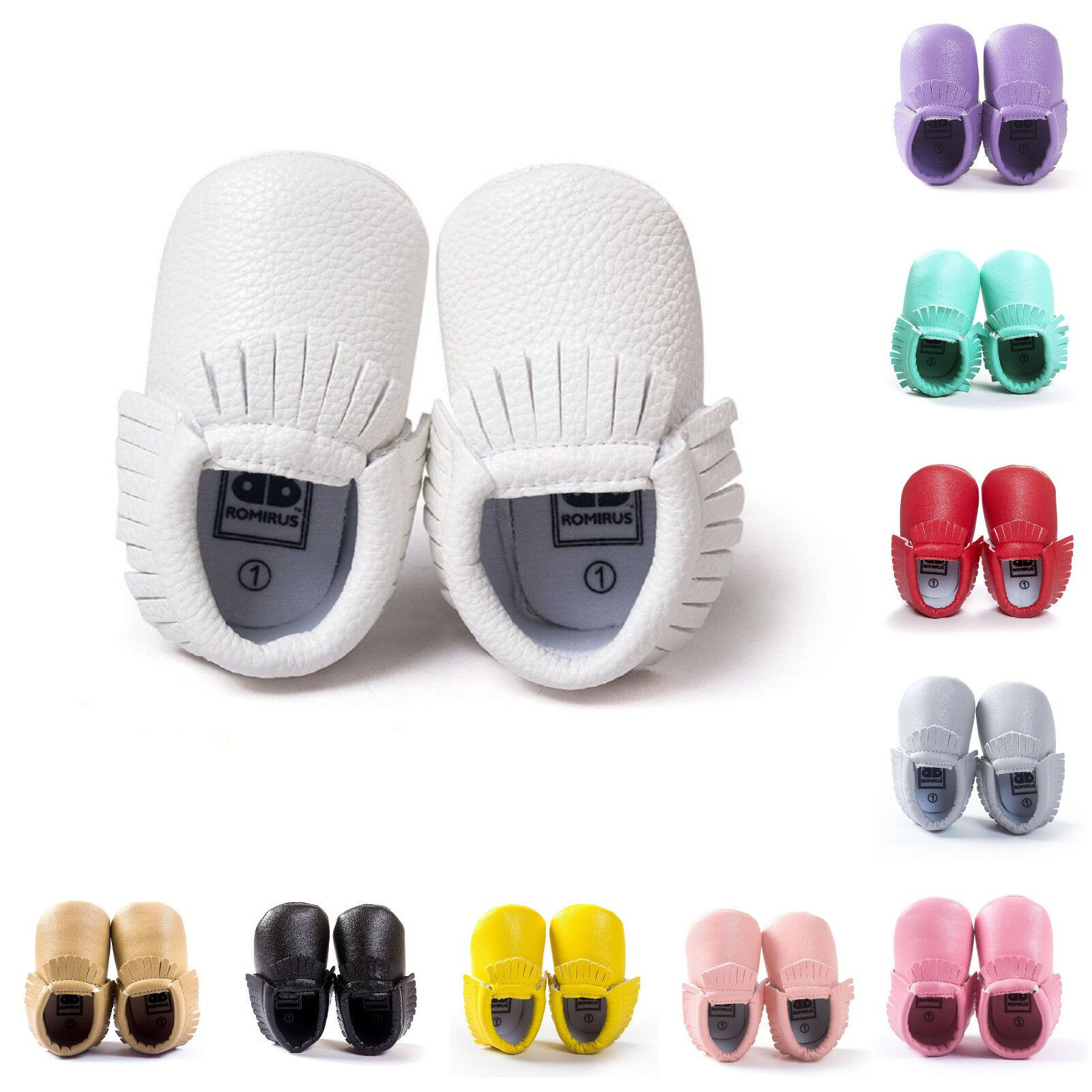 Cute Sky Blue Infant Girl Booties Shoes Boots Slippers Cloth