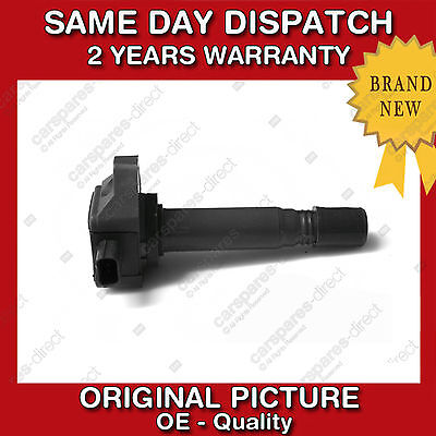 HONDA ACCORD VII 3.0 V6 1998 > 2003 PENCIL IGNITION COIL 30520-PGK-A01 NEW