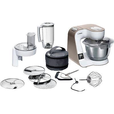 Bosch Home HomeProfessional MUM5XW20, Küchenmaschine, weiß