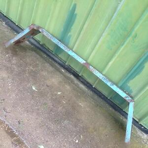 Tandem Trailer mudguard used cond Lancefield Macedon Ranges Preview