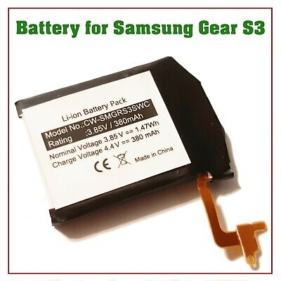 Replacement Battery for Samsung Gear S3 Frontier SM-R760, SM-R765, SM-R770 for sale  Shipping to India