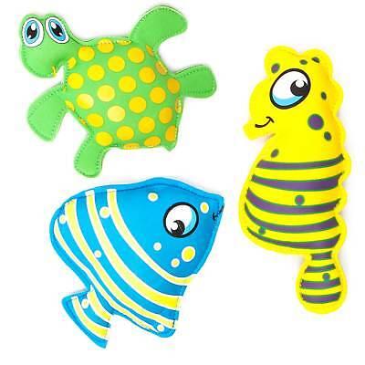 Tauchset Tauchspielzeug Tauchspiel Tauchring Tauchstab Neopren Schwimm Spielzeug