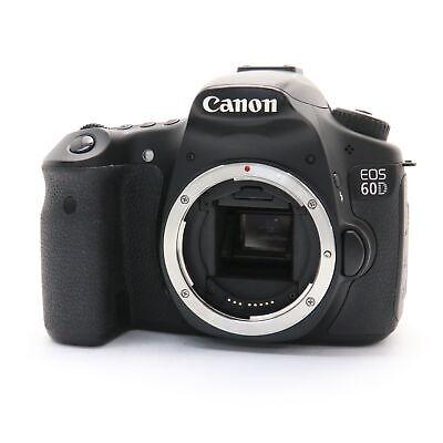 Canon EOS 60D 18.0MP Digital SLR Camera Body #39