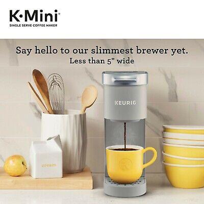 [BEST] K-Mini Coffee Maker, Single Serve K-Cup Pod Coffee Brewer, 6 to 12 (Best Single Serve Brewer)
