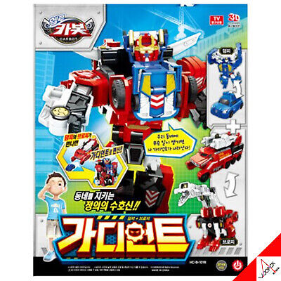 Hello Carbot GUARDIANT Guardian of Justice Dumphy Brophy Transformer Robot 2021