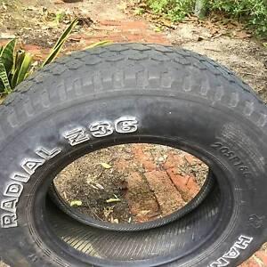 Hankook rz26 Tyres 205r16 tyres North Perth Vincent Area Preview