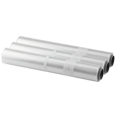 Krups Gefrierfolien-Rollen F 388 00, Vakuumier-Folien, transparent
