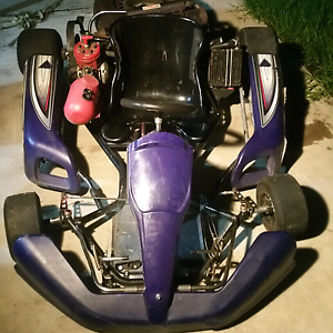 Swap dirt bike Arrow AX9 race go kart St Clair Penrith Area Preview