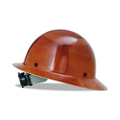 Msa 475407 Natural Tan Skullgard Hard Hat With Fas-trac Suspension Awesome