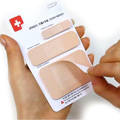 Band-aid Design Sticker Pad Bookmark Memo Reminder Maker Sticky Mini Note Paper
