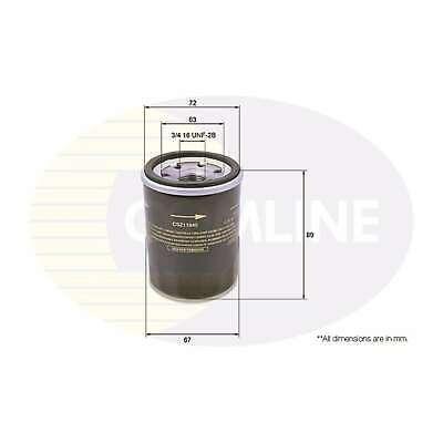 Fits Suzuki Grand Vitara MK2 Genuine Comline Oil Filter