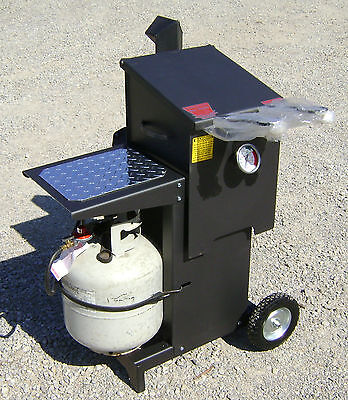R&V Works 4 Gallon Cajun Fryer FF2-R Fish Chicken French Fry Deep Cooker Outdoor