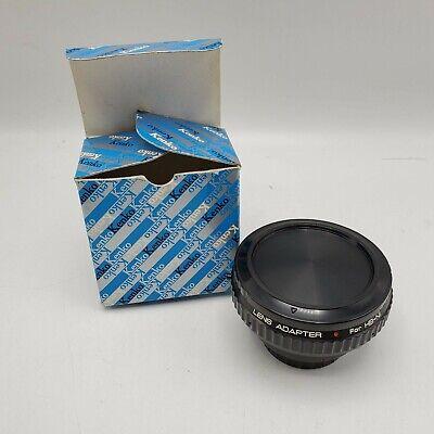 Kenko Adapter HB-NI for Hasselblad Lens to Nikon F Mount Camera Body