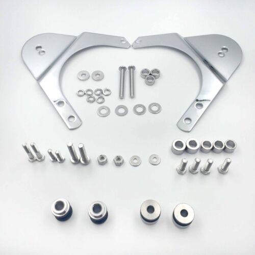 New Docking Hardware Kit For Harley Electra Glide Flht  U0026 39 97