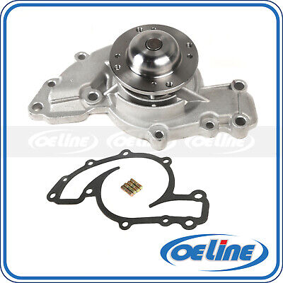 AW5075 Water Pump For 98-09 Chevrolet Buick Oldsmobile Pontiac 3.8L V6 OHV -