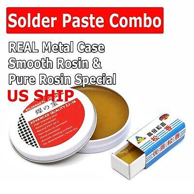 Rosin Soldering Flux Paste Solder Welding Grease 50g 15g Pure Rosin Special
