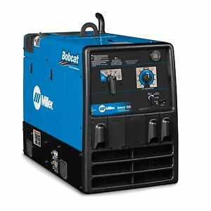 Miller-Bobcat-225-907498001-Kohler-Engine-Welder-Generator