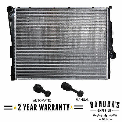 BMW 3 SERIES E46 Z4 E85E89 AUTOMATICMANUAL RADIATOR 2 YEAR WARRANTY 1998ON