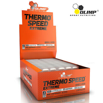 THERMO SPEED EXTREME -Fast & Effective Slimming Pills - Fat Burner & Weight