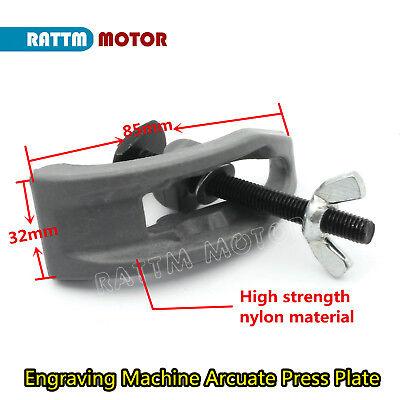 Cnc Engraving Machine Arcuate Press Plate Clamp Fixture Platform Panel Splinta