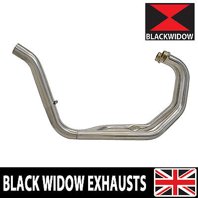 KAWASAKI KLE 500 KLE500 Exhaust Down Pipes Header Pipes Link Pipe